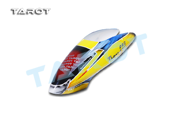 TAROT 450 L PAINT CANOPY TL2920 - FLYING MODEL AIRPLANE