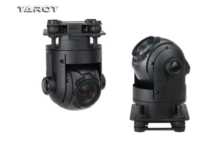 Tarot 10X 2-Axis nacelle gimbal/Support up and down set/HDMI output TL10X-T2D