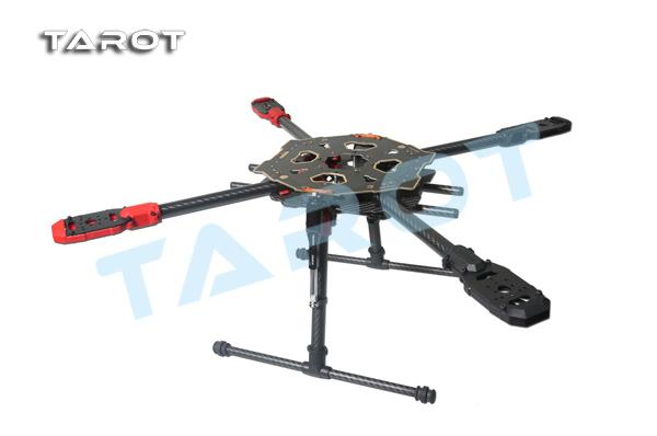 TAROT FRAME - FLYING MODEL AIRPLANE