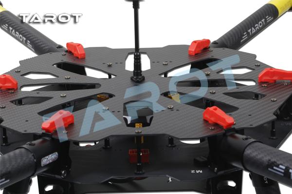 TAROT X6 HEX-COPTER FPV KIT TL6X001 - FLYING MODEL AIRPLANE
