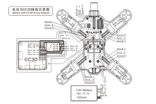 Tarot Mini 200 Fpv Kit Tl200a