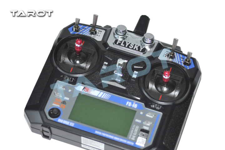 4g航模遥控器富斯fs-i6 6通道遥控 tl2935