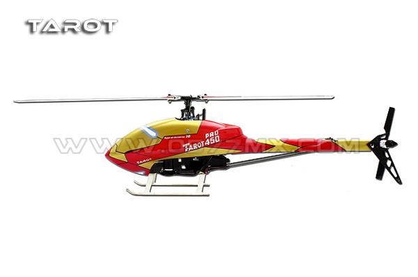 TAROT 450PRO IRONMAN FULL CANOPY TL2841 - FLYING MODEL AIRPLANE