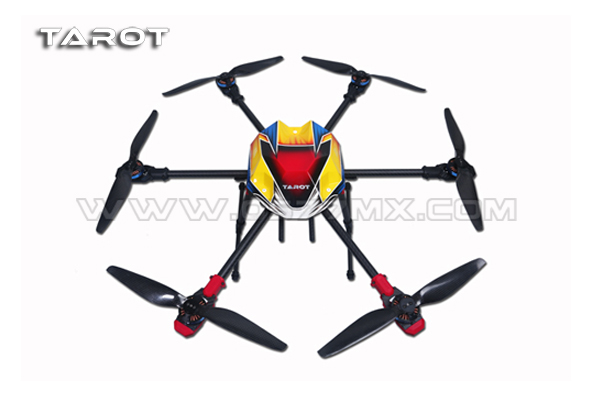 tarot 680pro six axis of folding vehicle tl68p00  tl68p00