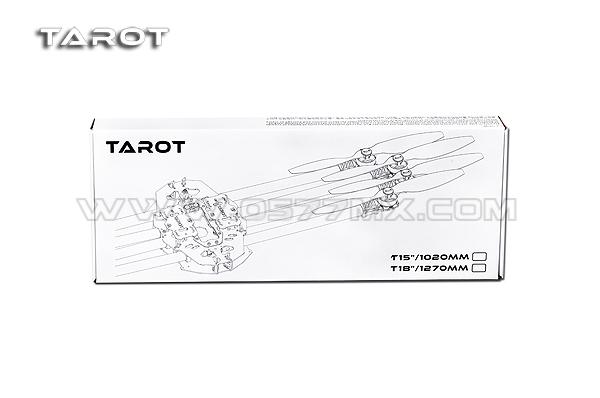 TAROT T18 UAV OCT-COPTER FRAME SET TL18T00 - FLYING MODEL